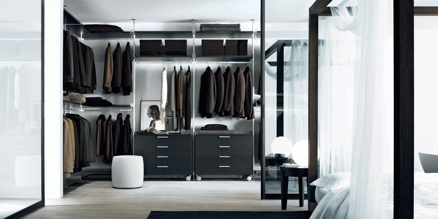 une chambre unique avec dressing personnalis par lluck. Black Bedroom Furniture Sets. Home Design Ideas